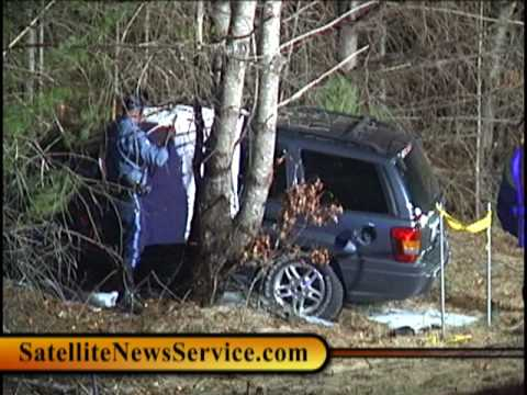 WAREHAM, MA- Jeep Driver Killed in Rt 495 Accident (03-08-10)