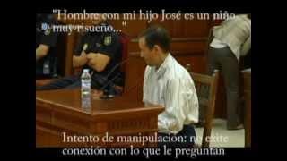 ¿Intenta manipular José Bretón al Jurado? (1)