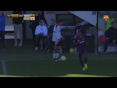 DIRECTE /DIRECTO: ⚽️ Valencia Mestalla v Barça B