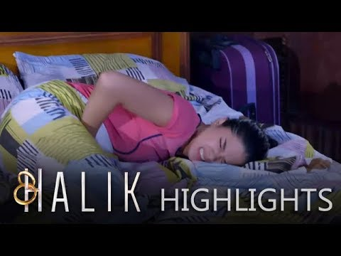Halik: Jade suddenly gets a stomach pain | EP 105
