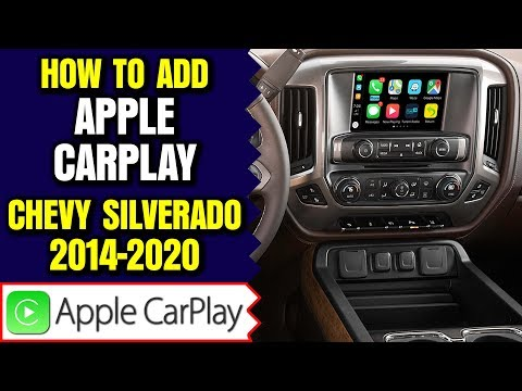 chevy-silverado-apple-carplay---how-to-add-apple-carplay-chevrolet-silverado-2014-2020-navtool-dvd