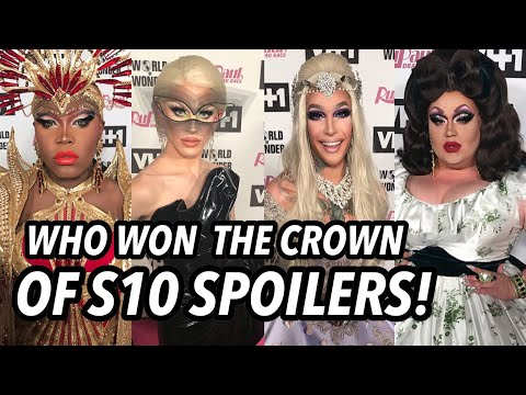 FINALE HEAVY SPOILERS  Drag Race Season 10