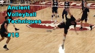 Ancient Volleyball Techniques #15 (Sports Bloopers)