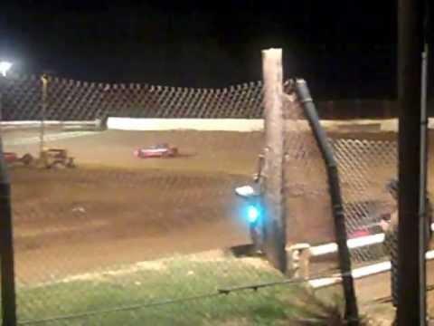 Mini stock heat race 9/29/12 @ western kentucky speedway