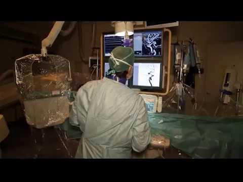 Stream TV. Cirugía vascular en Teknon. Dr.Garcia Madrid y Dr.Macho
