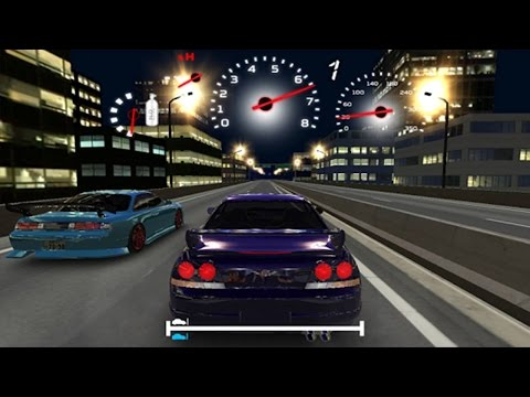 Japan Drag Racing Android GamePlay Trailer