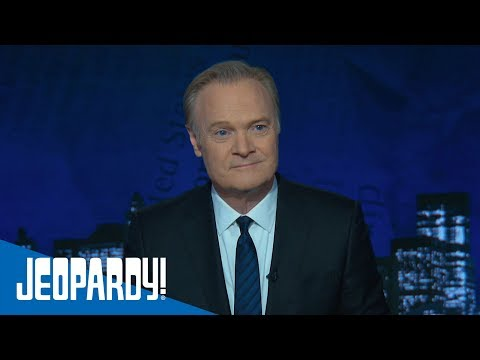 WE ASKED: LAWRENCE O'DONNELL