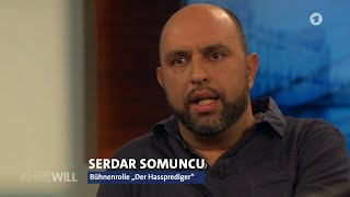 "Serdar Somuncu zur Causa Böhmermann ""Schmähgedicht"" 10.04.2016 Anne Will - Bananenrepublik"