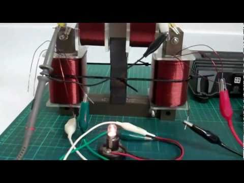 Self Assisted Oscillation in a Shorted Coil - Bucking Magnetic Field Oscillation
