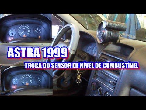 ASTRA 1999-  SENSOR DE NÍVEL COMBUSTÍVEL -  MECÂNICA MGR 2016