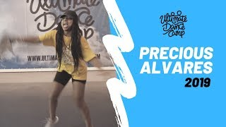 Precious Alvares | Ultimate Dance Camp 2019 | Walibi Holland