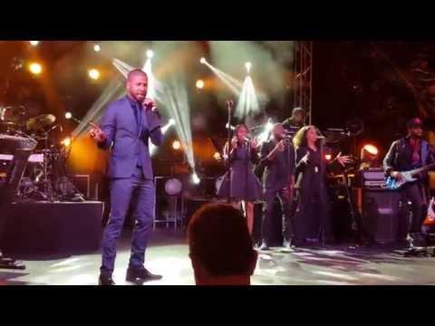 "EMPIRE's Jussie Smollett performing ""Good Enough"""