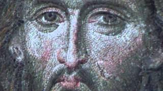 Jesus mosaic at Hagia Sophia