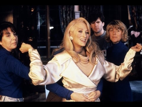DEATH BECOMES HER Meryl Streep Animatronic Head BTS