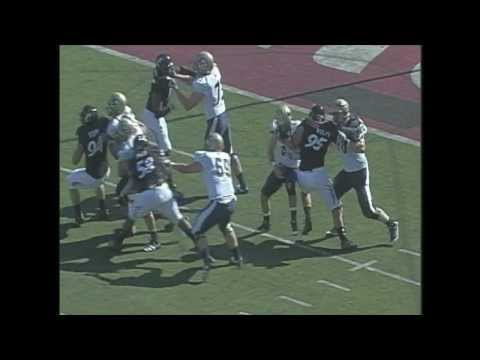 Derek Wolfe Highlight: 2011 Big East Defensive POY