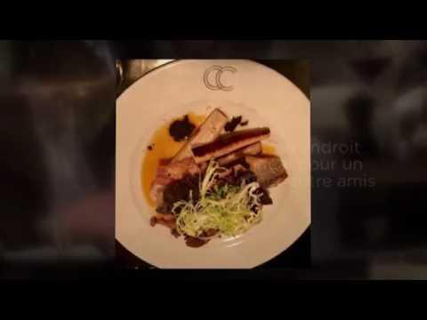 Charlotte CAFE cuisine Uccle Belgium