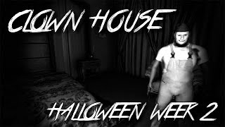 [ClownHouse] TROUVER LA CLEF ! Halloween Week #2