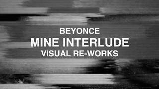 Beyonce - Mine Interlude (Foramtion Tour) (Fan-Made)