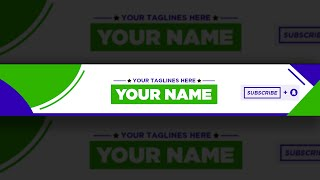 [FREE] Colorful Banner Template | Photoshop CC