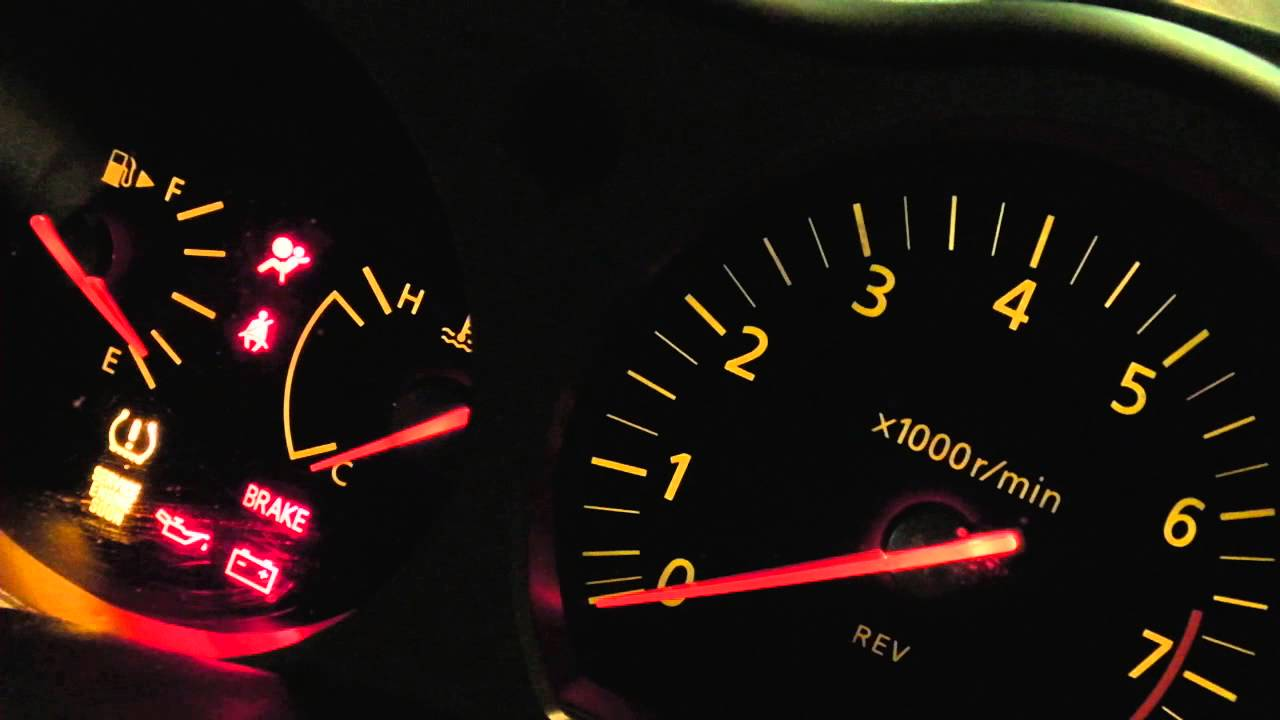 How To Reset Flashing Airbag Light Nissan 350z Easy Fix And Other