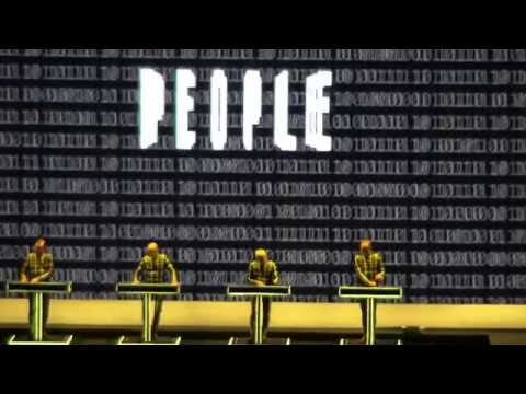 Kraftwerk 3D at Hollywood Bowl 2016 2 of 5