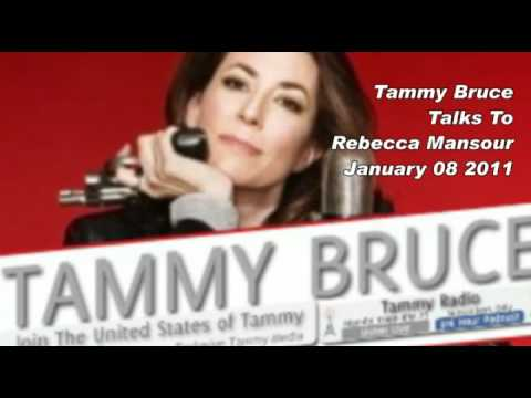 Tammy Bruce Talks To Rebecca Mansour - January 08 2011