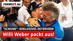 Willi Weber: Michael Schumachers Manager packt aus über Jerez 1997, das Comeback und die Trennung!