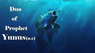 In Great problem-  Allah will respond (inshallah)- Dua of Prophet Yunus/Jonah