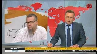 В Симферополе задержали редактора издания ''Аргументы недели - Крым» Алексея Салова