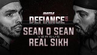 SEAN O SEAN vs REAL SIKH - iBattleTV (BOTN)