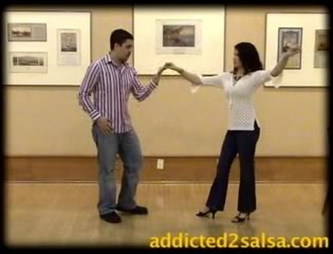 Learn Salsa Dance : Intermediate Steps