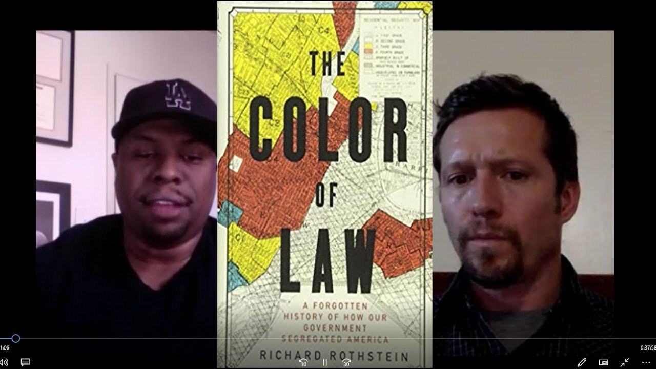 Does Color of Law Book tell the Truth on Redlining? - Rothstein Solutions Critique