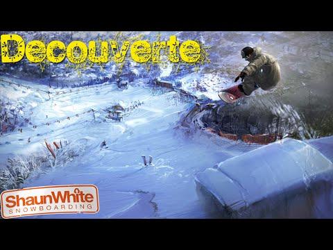 Découverte | Shaun White Snowboarding