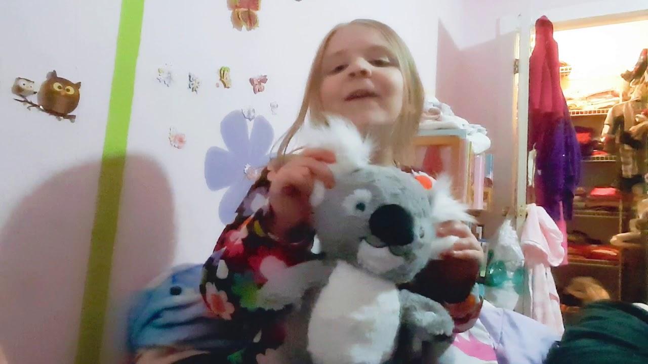 Farting Koala Bear