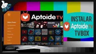 Como instalar Aptoide TV sem Pendrive ou Computador MiBox 3 Xiaomi [2019]