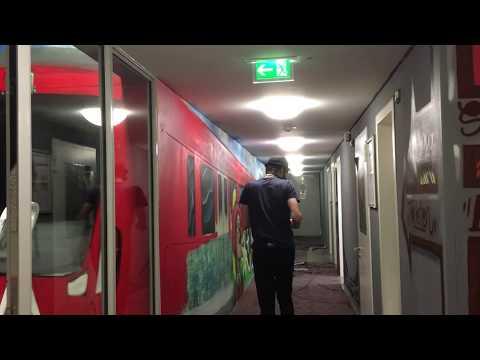 Graffiti DasCANN Studio