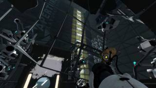 Portal 2 walkthrough - Chapter 8: The Itch - Test Chamber 16
