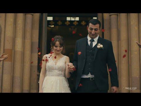 Армянская свадьба в Ростове-на-Дону | видеограф Николай Гусев