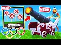 CANNON OLYMPICS *NEW* Game Modes in Fortnite Battle Royale
