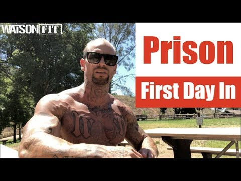Digital Riggs - Your First Day In Prison, as Told By an Ex-Con