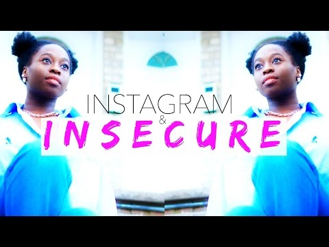 INSTAGRAM MADE ME INSECURE| LiveNaturallyLove
