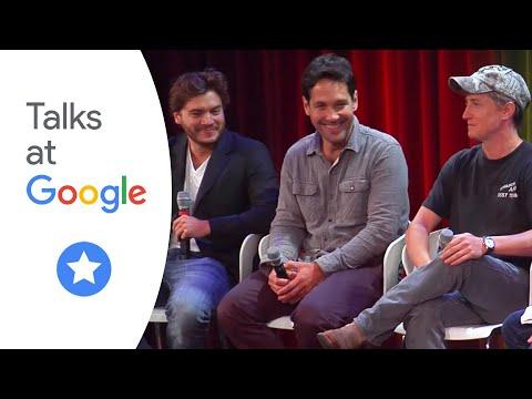"Paul Rudd, Emile Hirsch, David Gordon Green: ""Prince Avalanche"" | Talks at Google"