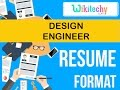 resume | design engineer resume | sample resume | resume templates | c v template | resume examples