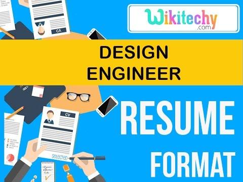 resume | design engineer resume | sample resume | resume templates | c v template | resume examples