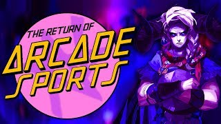 Pyre and the Return of Arcade Sports Games