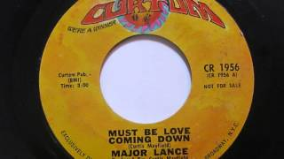 major lance - it must be love coming down.wmv