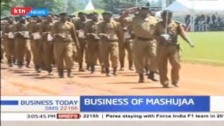 The county of Kakamega in preparation to host the mashujaa day celebration