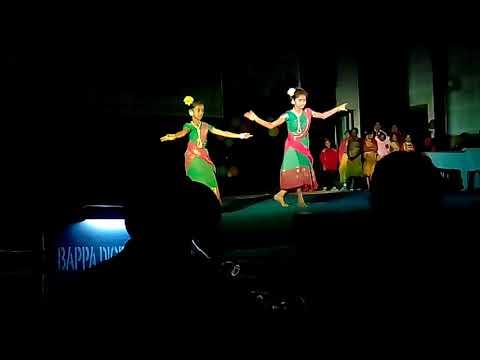 Aj phagune agun lage song dance performance.....