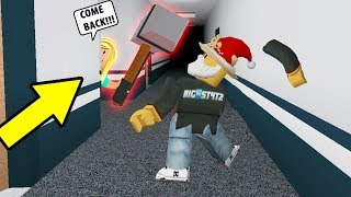HAHA! WE BROKE THE GAME! (Roblox Flee The Facility)