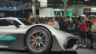 Manny Khoshbin - orders a street legal MERCEDES Benz AMG F1 supercar